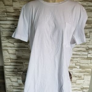 Victoria's Secret basic white tee